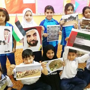 Grade 1 UAE Culture and History Activity
