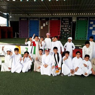 UAE Traditional Dress
