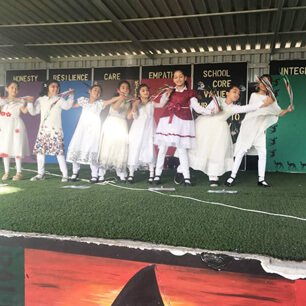 Arabic Week Dance Performace